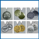 FIRST Season Medals